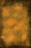 Burned grunge texture Royalty Free Stock Photo