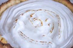 Burned meringue Royalty Free Stock Photography