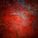 Burned Rusty Background Stock Images
