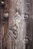 Burned wood Stock Images