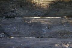 Burned wood Royalty Free Stock Image
