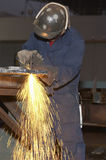 Burner at work Stock Photography
