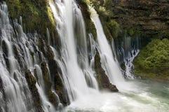 Burney Falls. State Park, Northern California Stock Photos