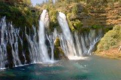 Burney falls Royaltyfri Foto