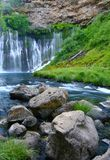 Burney falls california Royalty Free Stock Photo