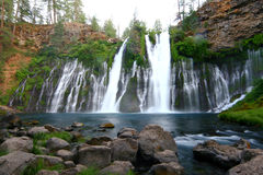 Burney Falls, California Royalty Free Stock Photo