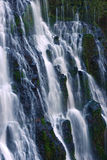 Burney falls in california Royalty Free Stock Photo