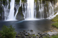Burney Falls royalty free stock photography