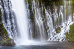 Burney Falls Royalty Free Stock Photos