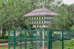 Burnham Bird House royalty-vrije stock foto's