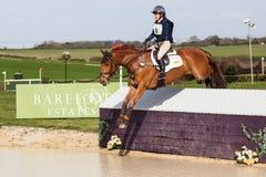 Burnham Market international horse trials 2017 Stock Images