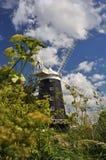 Burnham Overy Staithe Mill Fotos de archivo