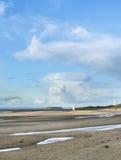 Burnham on Sea Beach. North Somerset England Royalty Free Stock Photos
