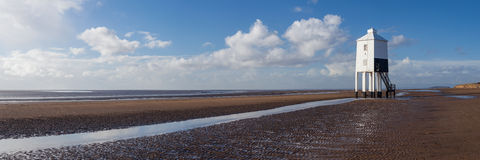 Burnham On Sea Lighthouse Somerset England Royalty Free Stock Photos