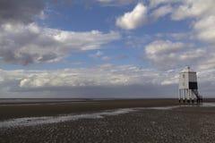 Burnham-on-sea lighthouse Stock Photos