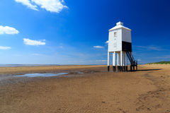 Burnham on Sea Lighthouse Stock Photography