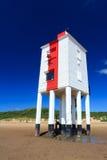 Burnham on Sea Lighthouse Stock Image
