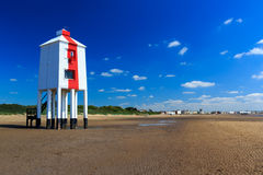 Burnham on Sea Lighthouse Royalty Free Stock Image