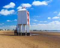 Burnham on Sea Lighthouse Stock Images