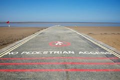 Burnham-on-Sea, Somerset, UK Stock Photography