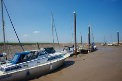 Burnham-on-Sea, Somerset, UK Royalty Free Stock Images