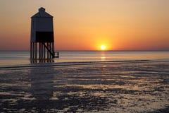 Burnham sunset Royalty Free Stock Image
