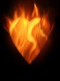 Burning Stock Image