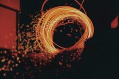 burning royalty-vrije stock afbeeldingen