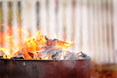 Burning Stock Photography