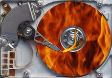 Burning Stock Photography