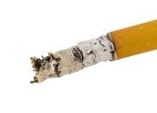 Burning cigarette Stock Image