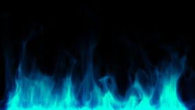 Burning del fuego stock de ilustración