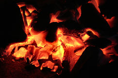 Free Burning Embers Stock Images - 318204