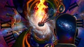 Burning eternity
