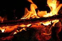 Free Burning Fire Royalty Free Stock Images - 947129