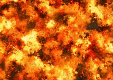 Burning fire burst backgrounds. Burning fire burst background texture Stock Photos