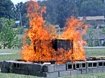 Burning Glory Royalty Free Stock Photography