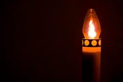 Burning lantern Royalty Free Stock Photos