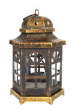 Burning lantern Royalty Free Stock Images