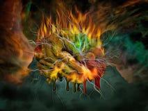 Free Burning Mind Royalty Free Stock Images - 163879359