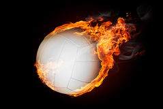 Burning objects and objects on fire background Royalty Free Stock Photos