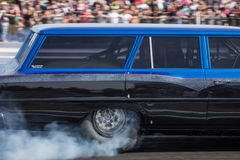Burning Rubber Stock Images