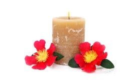 Burning scent Royalty Free Stock Image