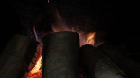 burning spis stock video