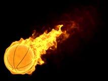 Burning strike Royalty Free Stock Photography