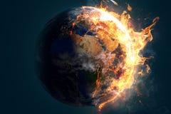 Free Burning World Flames Fire Environmental Destruction Stock Photos - 167183343