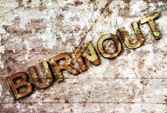 burnout Fotos de Stock Royalty Free