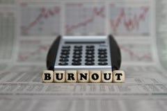 burnout imagens de stock royalty free