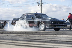 Drag racing Royalty Free Stock Photos