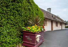 Burns Cottage, Alloway Stock Photography
